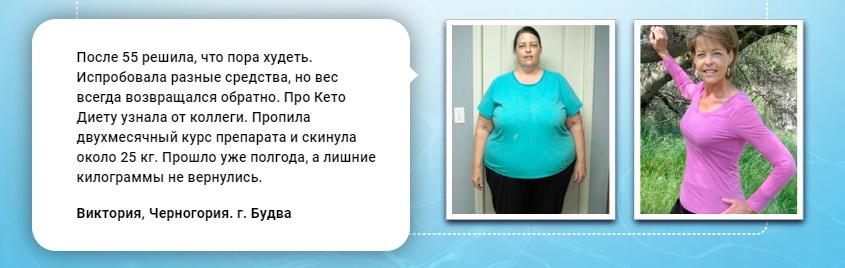 меню диеты на месяц для похудения